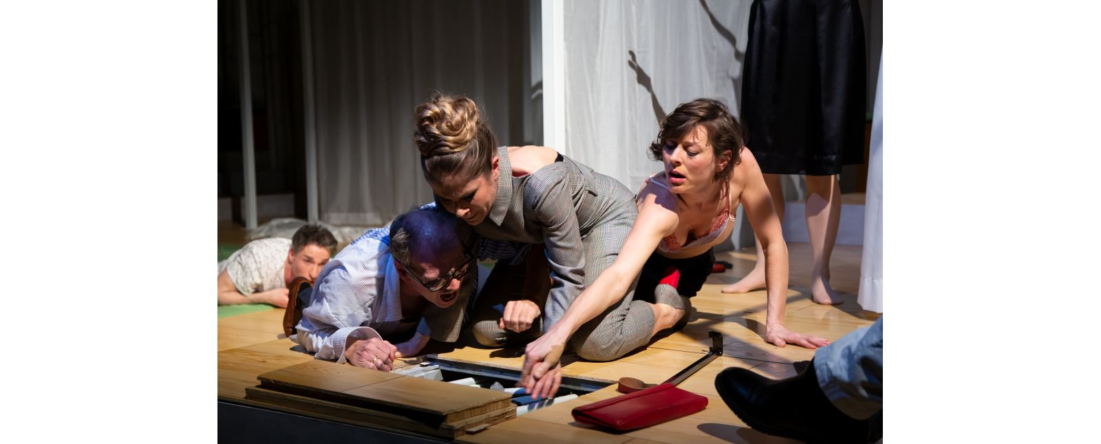 Der Würgeengel // Tim Al-Windawe / Michael Witte / Angela Falkenhan / Stefanie Mrachacz // 2020 // Laura Nickel