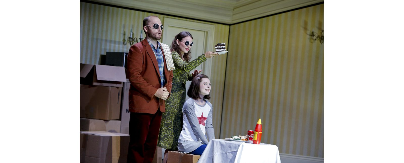 Coraline // John Carpenter // Inga Schäfer // Samantha Gaul // 2018 // Birgit Hupfeld