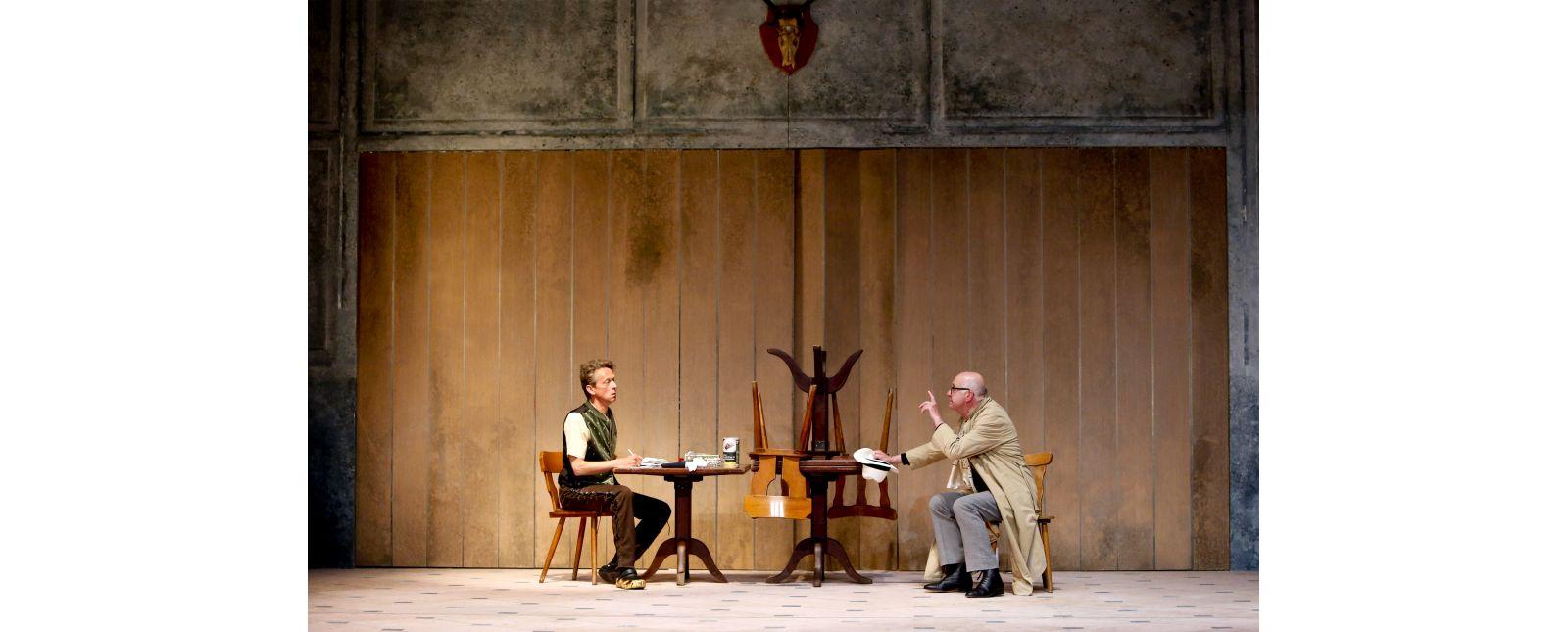 Der Theatermacher // Martin Müller-Reisinger, Hartmut Stanke // 2017 // Birgit Hupfeld