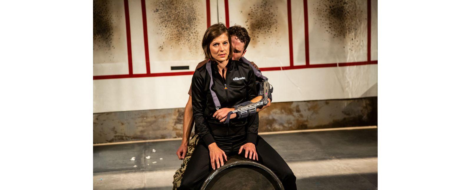 HANNIBAL // Stefanie Mrachacz / Moritz Peschke // Foto: Laura Nickel