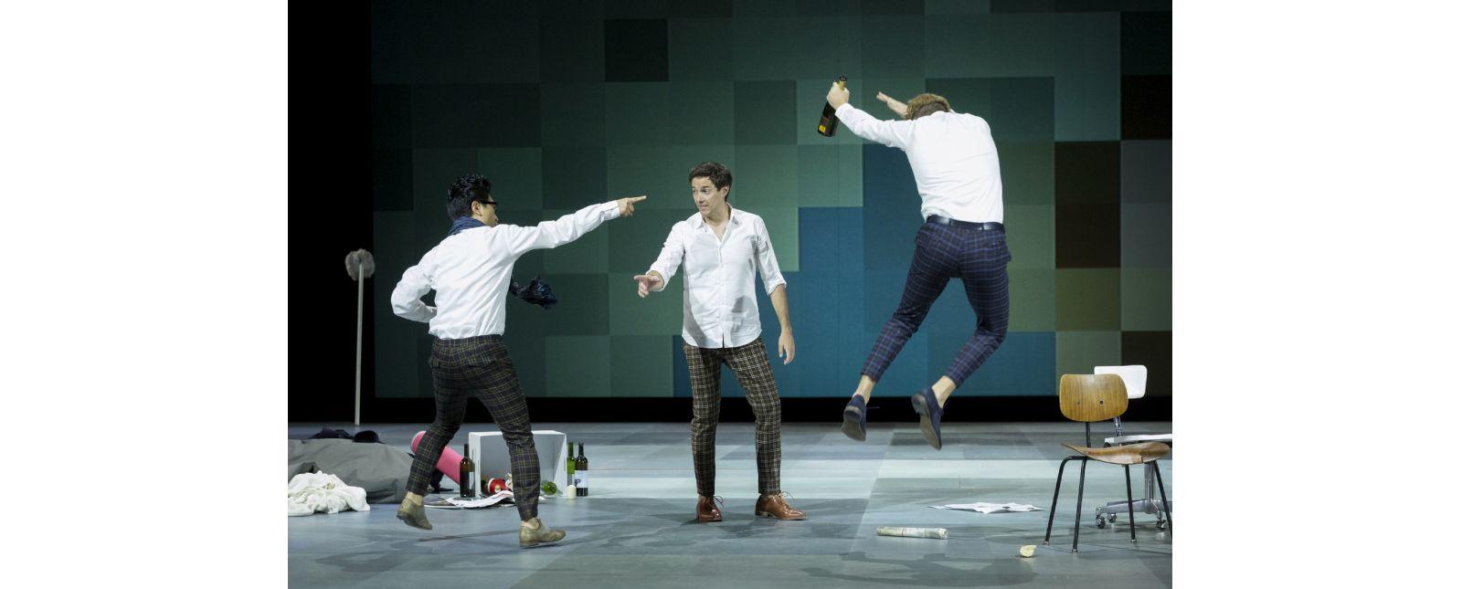 La Bohème // Jin Seok Lee // Harold Meers // John Carpenter // 2018 // Rainer Muranyi