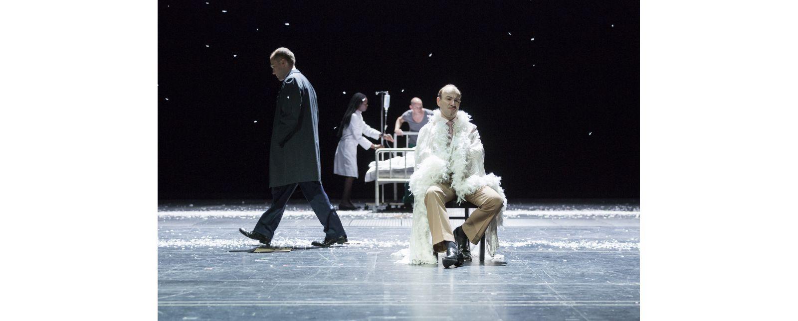 Angels in America // John Carpenter, Henry Motra, Bernhard Landauer, Andreas Jankowitsch  // 2018 // Rainer Muranyi