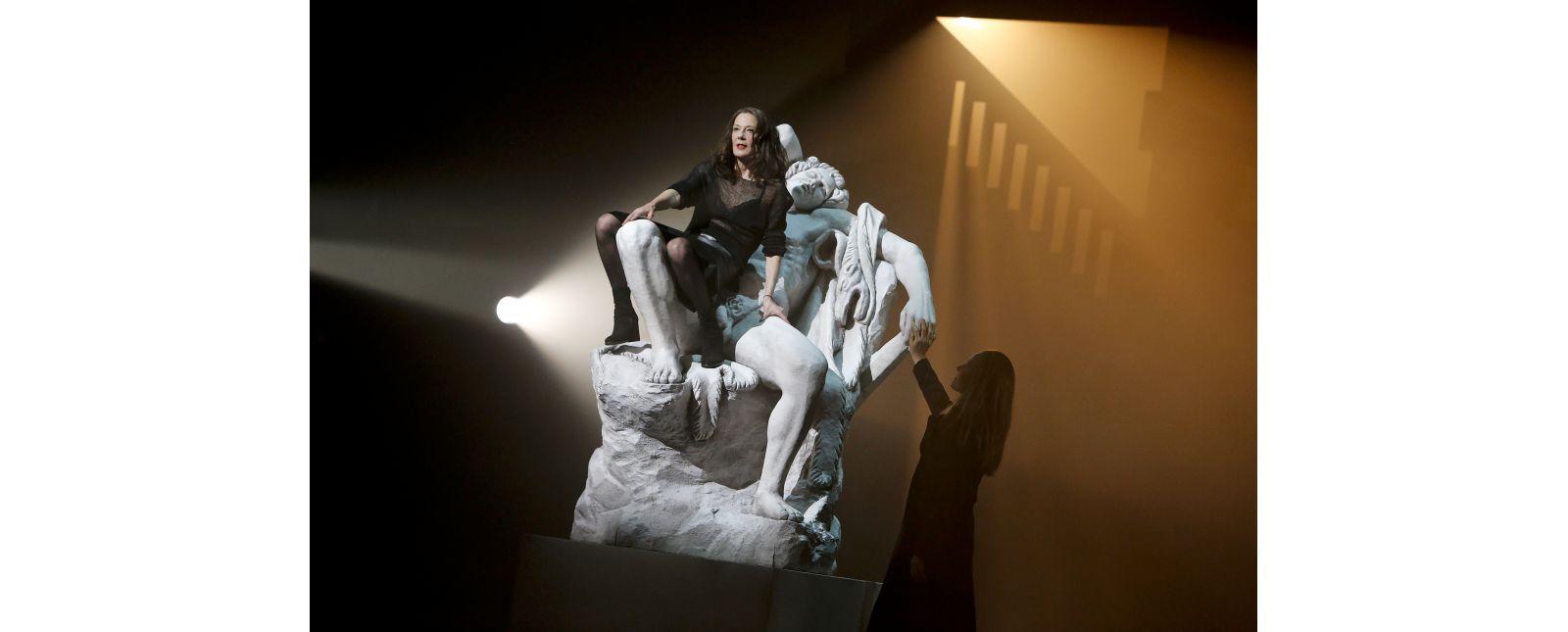 Der Widerspenstigen Zähmung // Anja Schweitzer / Alona Szostak // 2020 // Birgit Hupfeld
