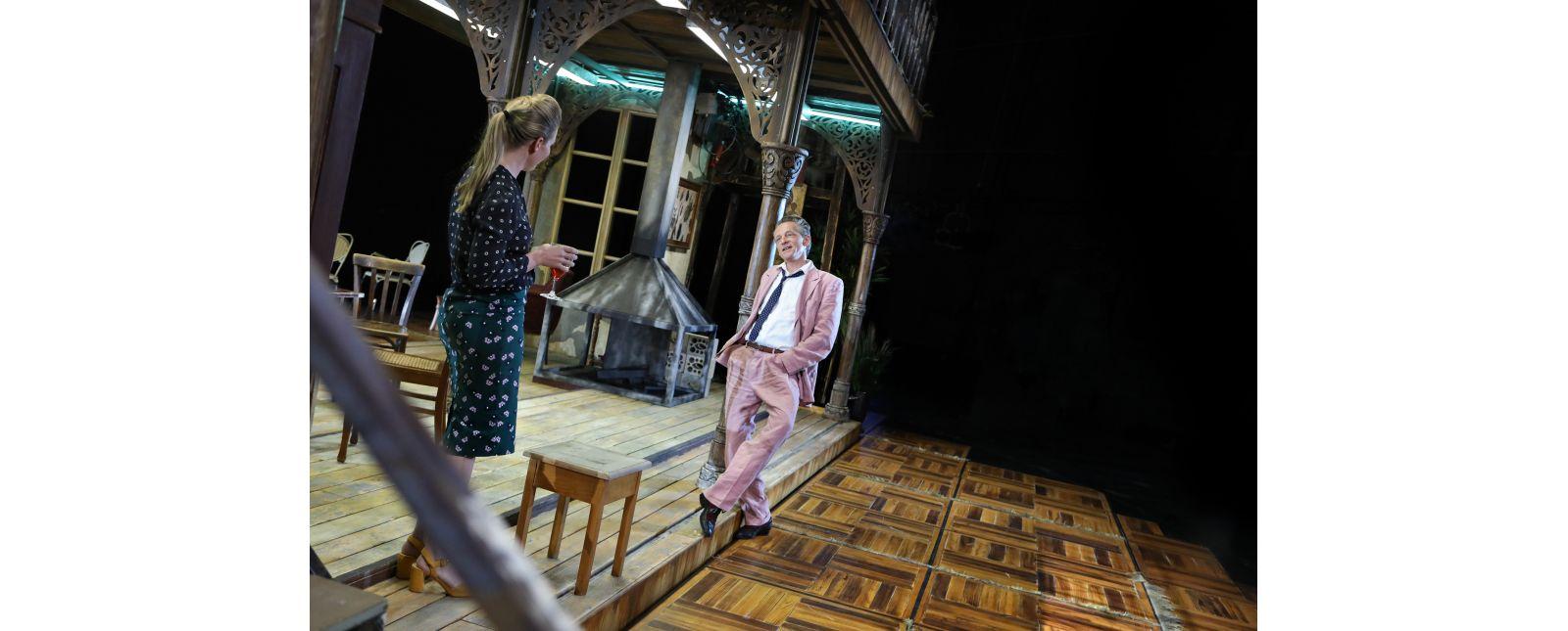 PLATONOW // Janna Horstmann / Martin Müller-Reisinger // Foto: Birgit Hupfeld
