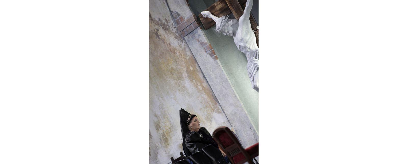 STABAT MATER // Anja Jung // 2020 // Paul Leclaire