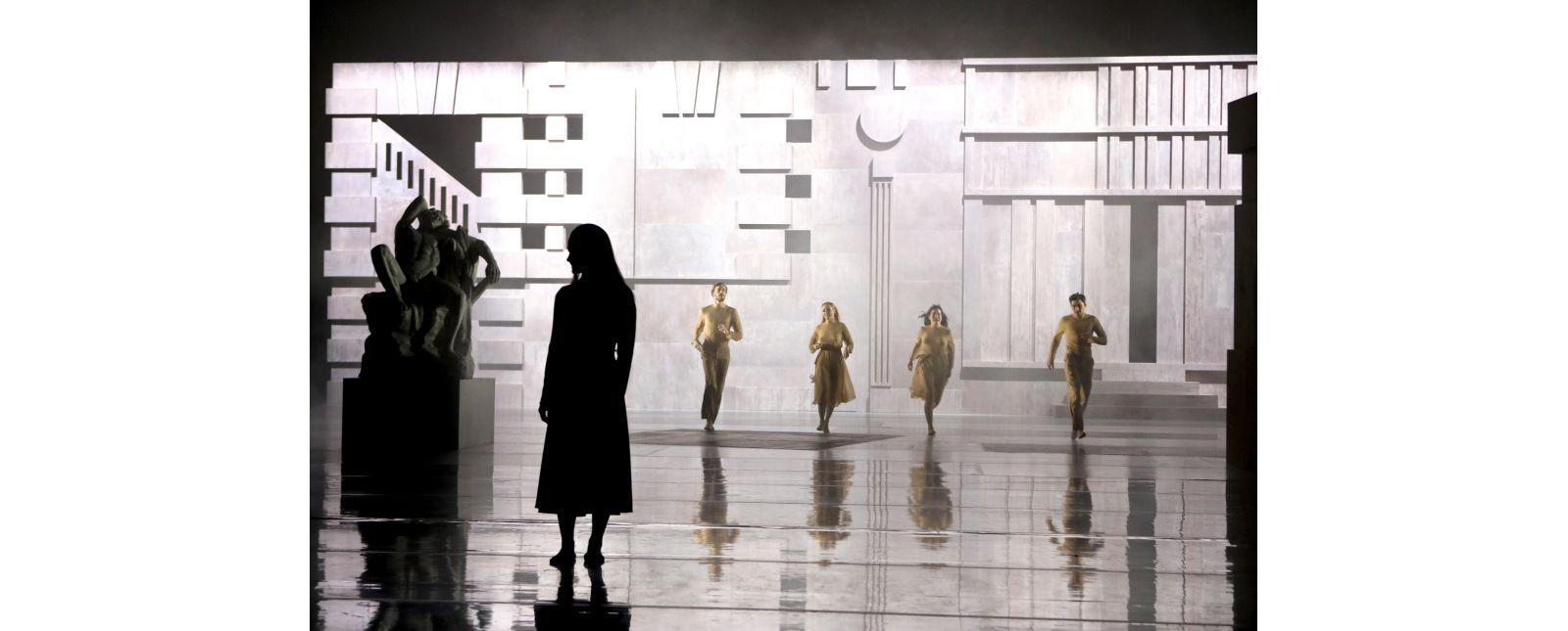 Der Widerspenstigen Zähmung // Alona Szostak / Thieß Brammer / Aleksandra Cwen / Laura Angelina Palacios / Lukas Hupfeld // 2020 // Birgit Hupfeld