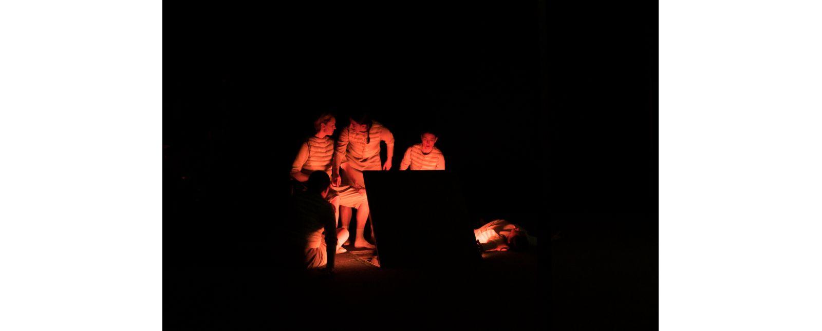 The Quiet // Jefta van Dinther // 2019 // Ben Mergelsberg