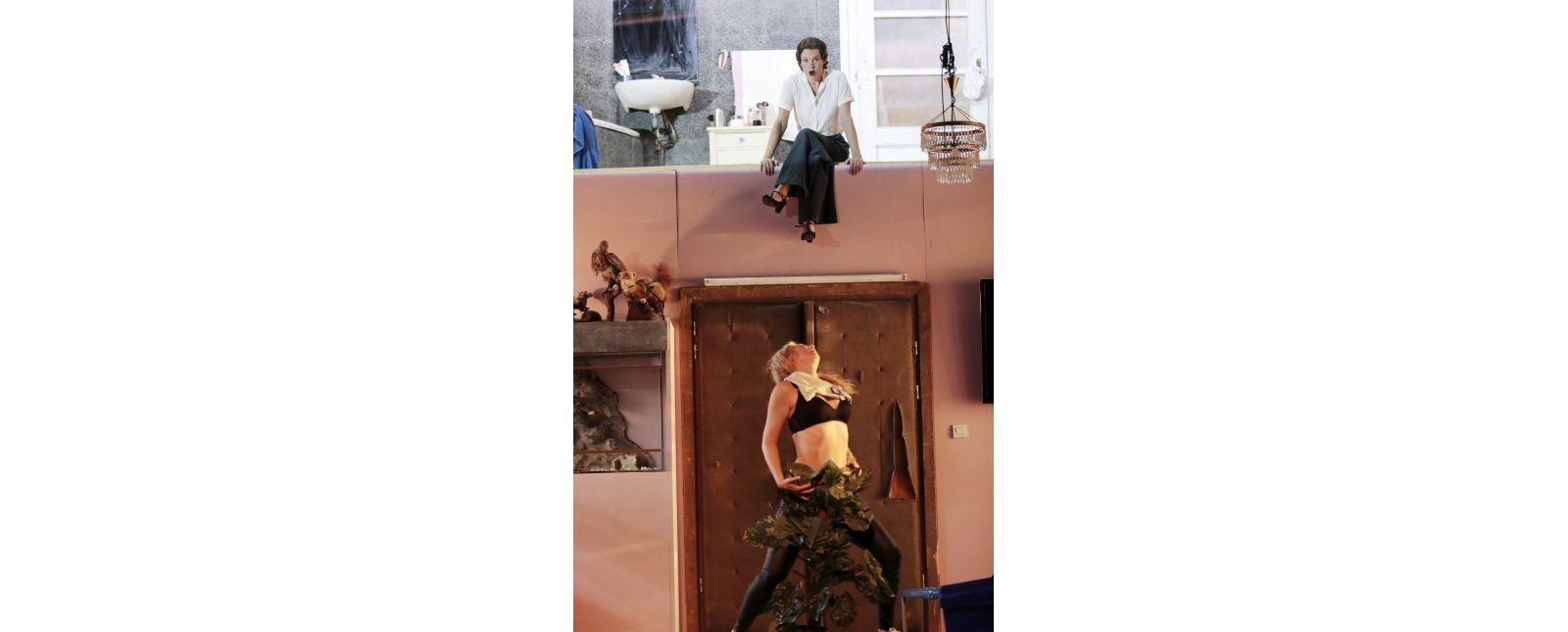 DIE 7 TODSÜNDEN & MOTHERLAND // Inga Schäfer / Nora Buzalka // 2020 // Paul Leclaire
