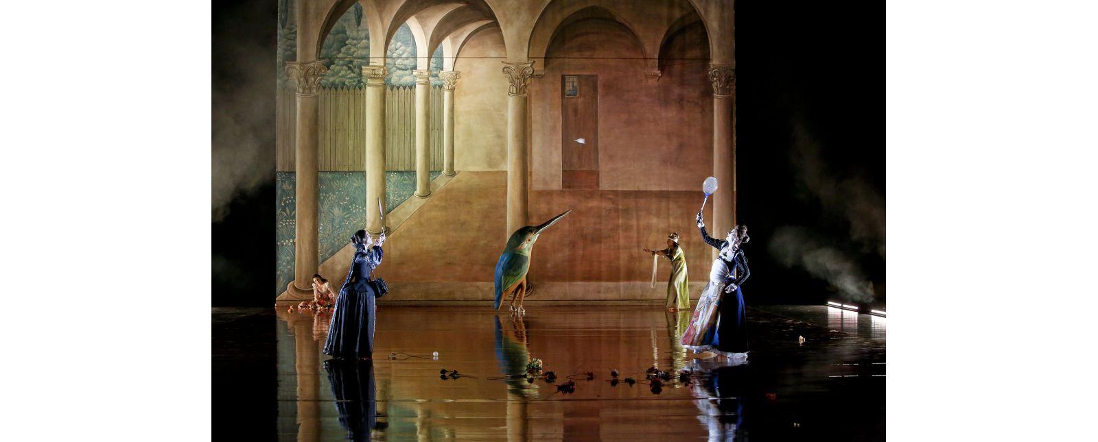 Die Bartholomäusnacht // Rosa Thormeyer // Anja Schweitzer // Angela Falkenhan // Martin Hohner // Stefanie Mrachacz // 2019 // Birgit Hupfeld