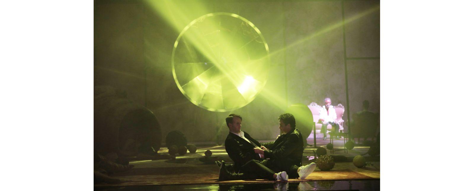 Don Giovanni // Michael Borth // Juan Orozco // Tänzer_innen //  2019 // Foto: Paul Leclaire