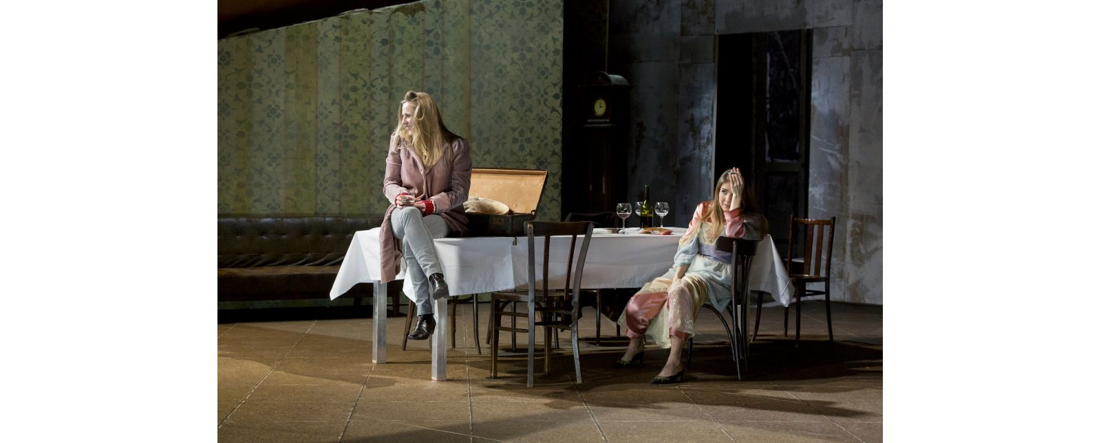 Drei Winter // Marieke Kregel, Angela Falkenhan // Rainer Muranyi // 2018
