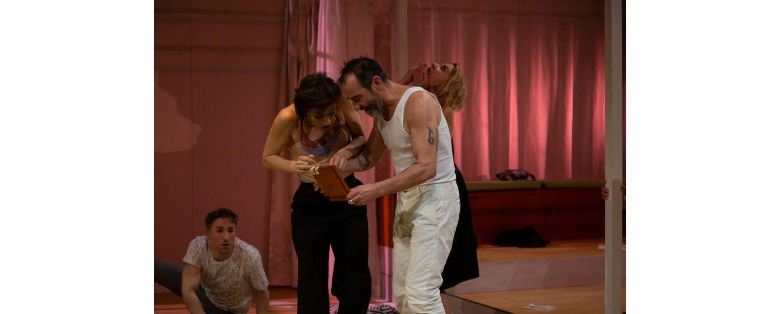 Der Würgeengel // Tim Al-Windawe / Stefanie Mrachacz / Henry Meyer / Janina Staub // 2020 // Laura Nickel