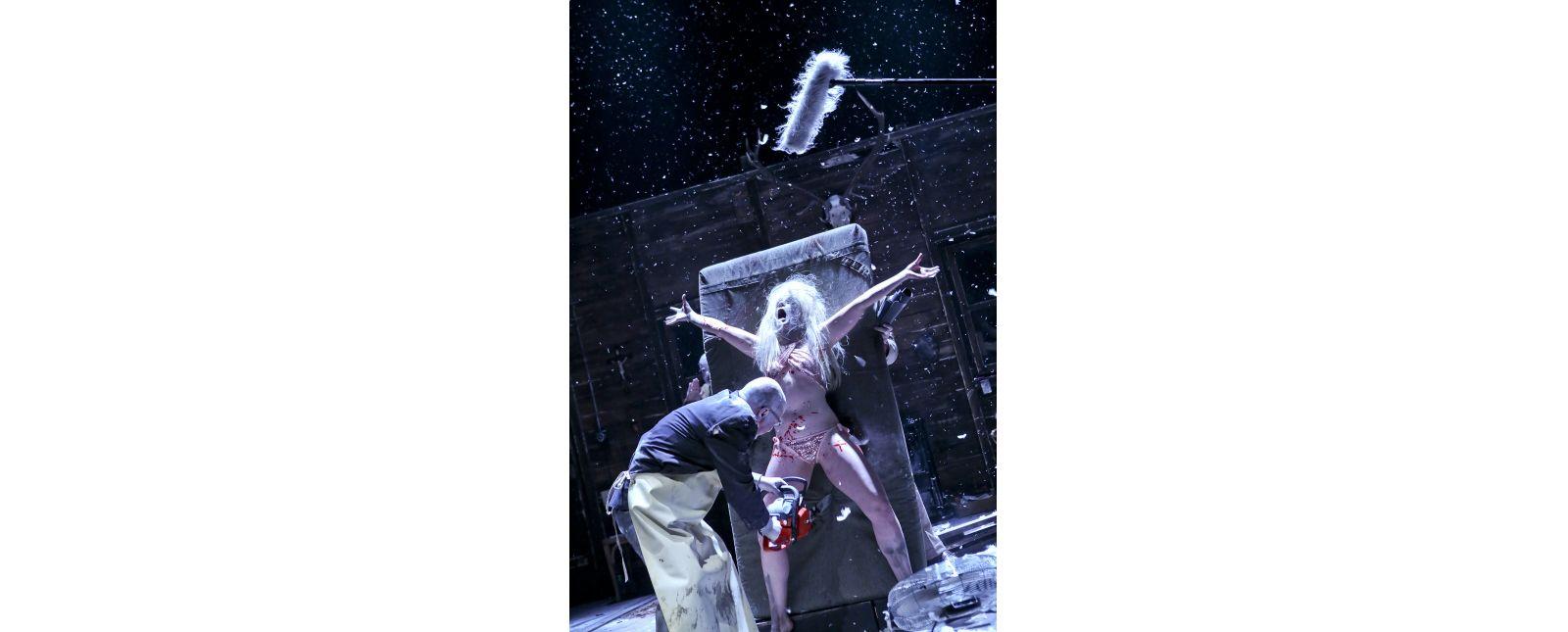 The Black Forest Chainsaw Opera // Holger Kunkel, Janna Horstmann // Birgit Hupfeld // 2018
