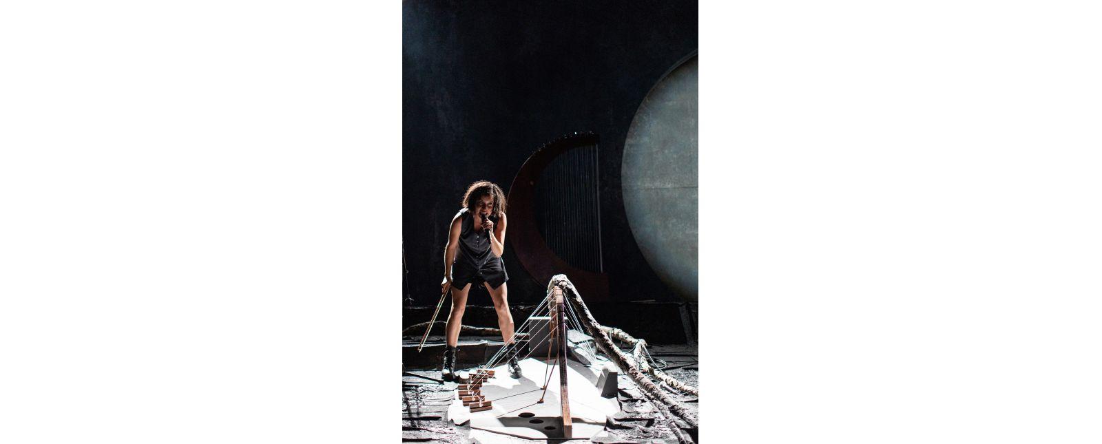 ELEKTRA // Laura Palacios // 2020 // Britt Schilling