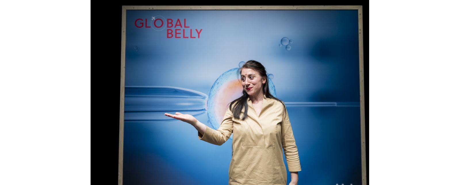 GLOBAL BELLY // Atischeh Braun // 2020 // Marc Doradzillo
