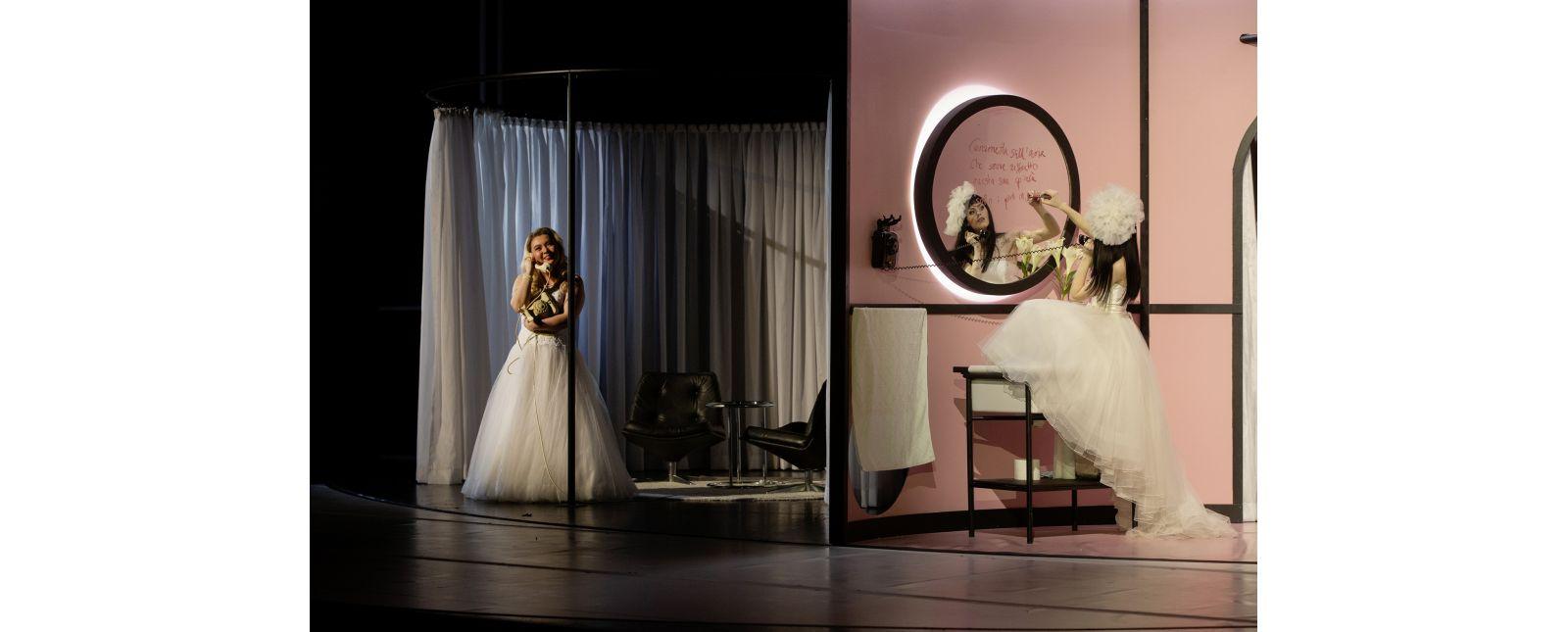 Die Hochzeit des Figaro // Irina Jae-Eun Park / Samantha Gaul // 2020 // Rainer Muranyi