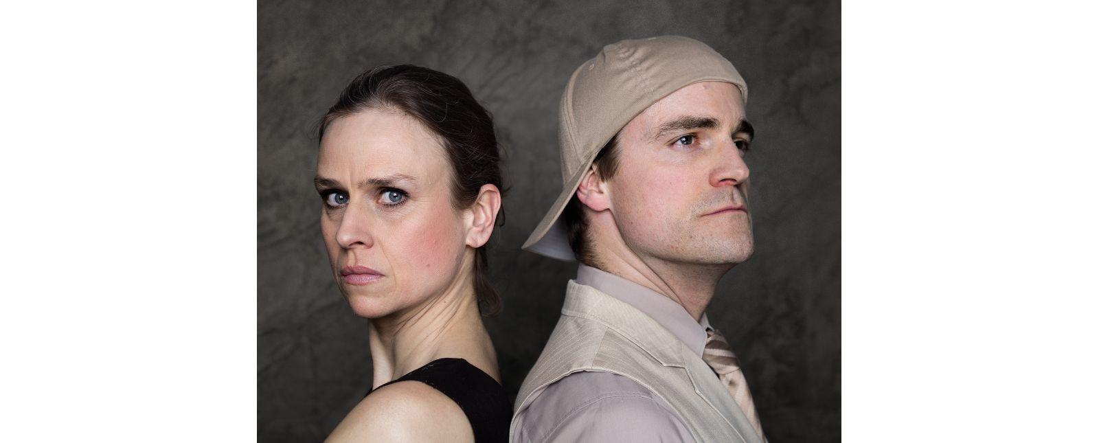 Melanie Haupt & Bodo Wartke // ANTIGONE //  Foto: Gernot Hoersch / Joe Frohriep