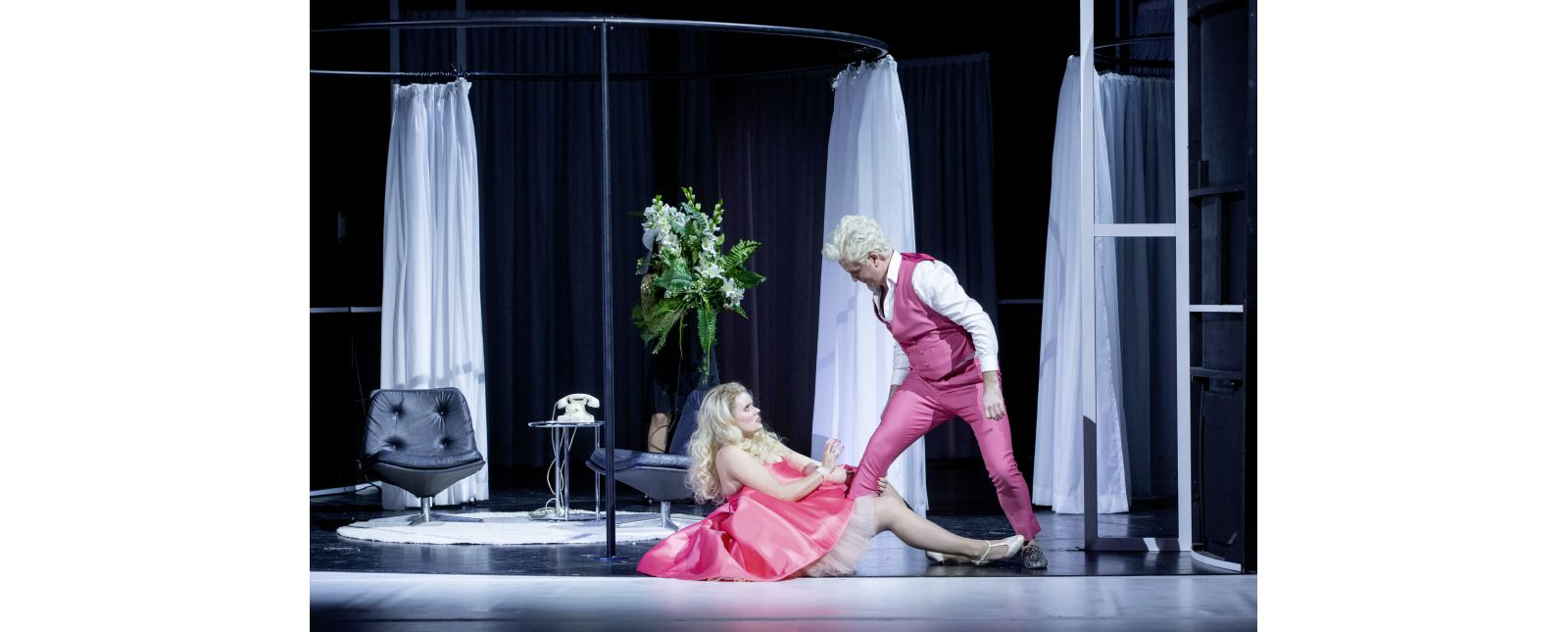 Die Hochzeit des Figaro // Sarah Traubel // Michael Borth // 2020 // Rainer Muranyi