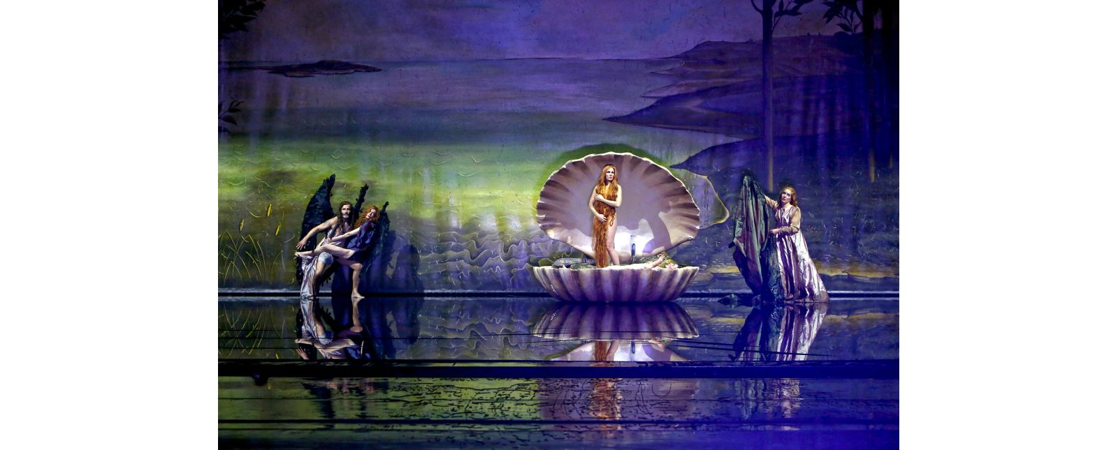 Ein Sommernachtstraum // Henry Meyer // Anja Schweitzer // Janna Horstmann // Laura Angelina Palacios // 2018 // Birgit Hupfeld