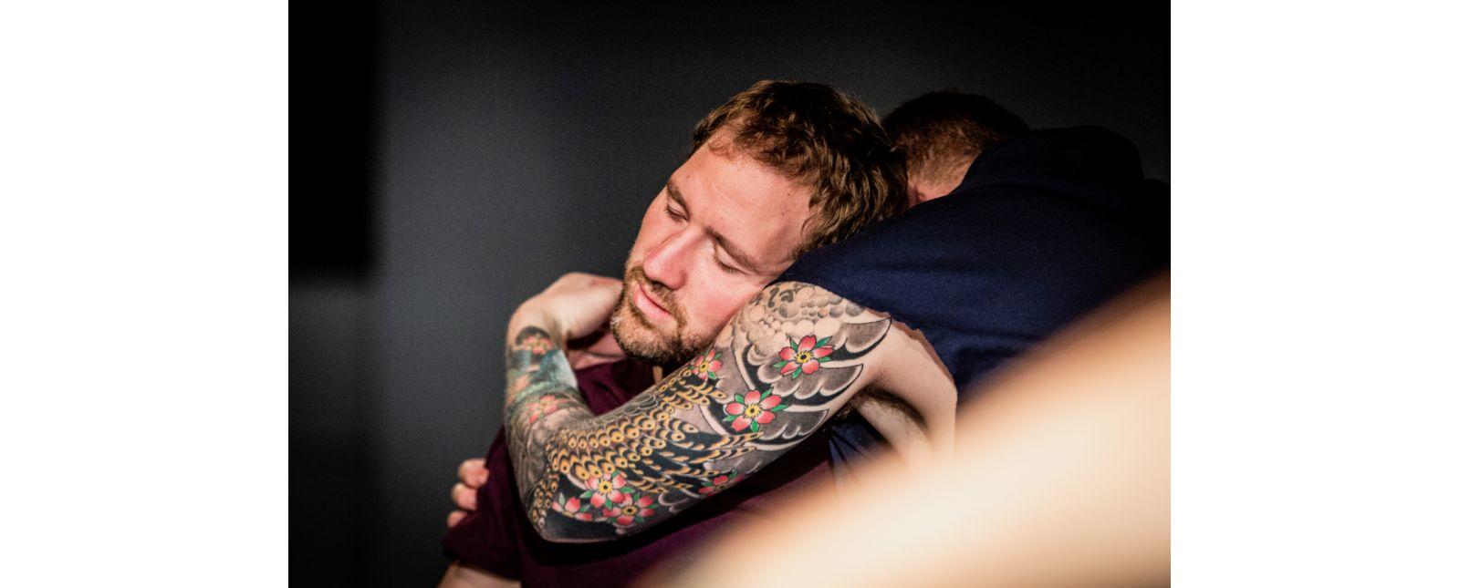 Grenzland //  Simon Winiger / Anton Bauer // 2019 // Foto: Britt Schilling