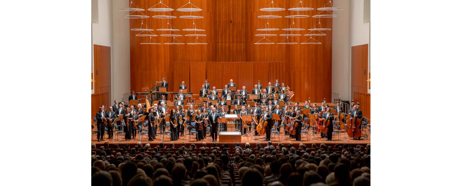 Philharmonisches Orchester Freiburg //  Britt Schilling // 2017