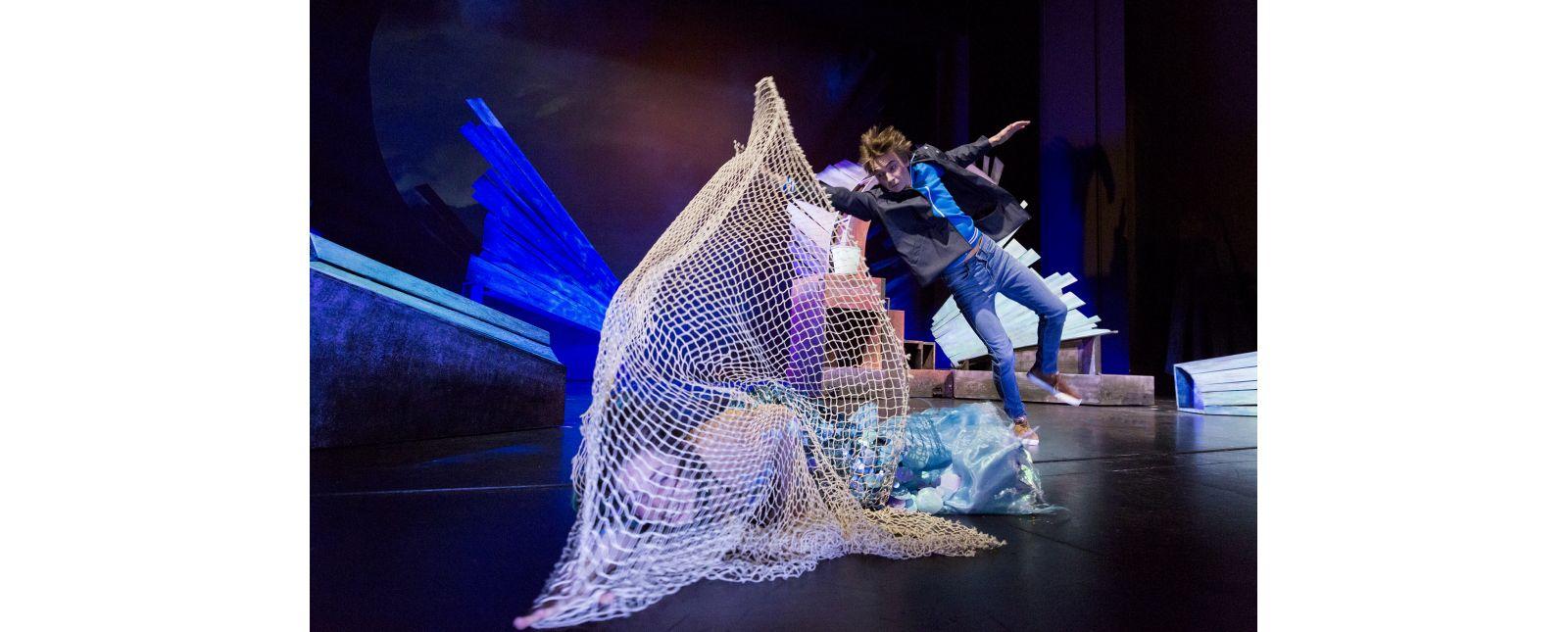 Die kleine Meerjungfrau // Lara Haucke // Markus Feustel // 2018 // Rainer Muranyi