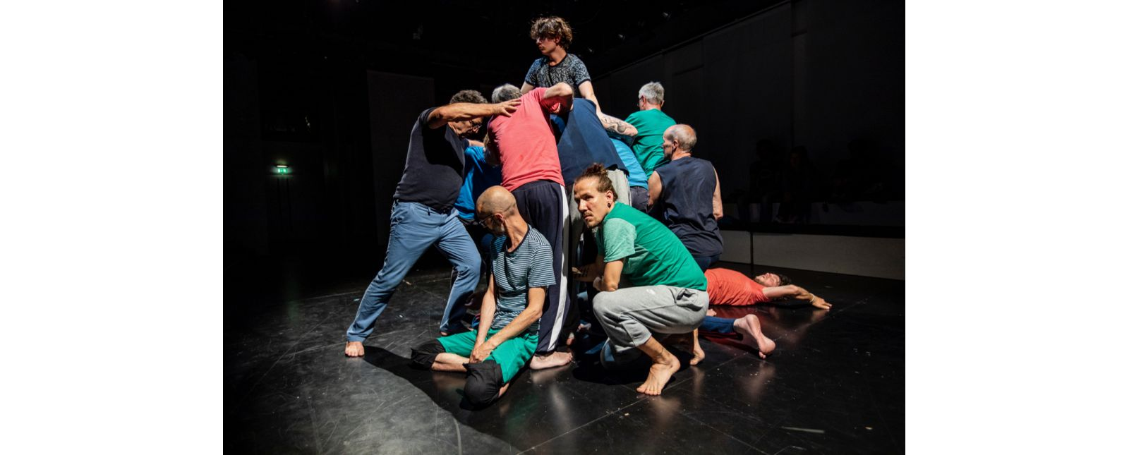 Grenzland //  Ensemble // 2019 // Foto: Britt Schilling