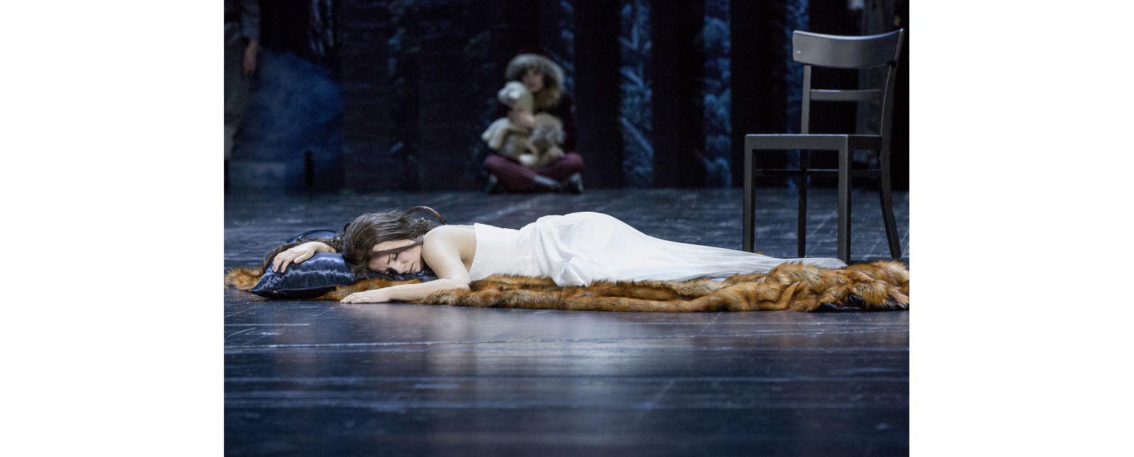 Pelléas et Mélisande // Katharina Ruckgaber // Katharina Bierweiler //  2019 // Foto: Rainer Muranyi