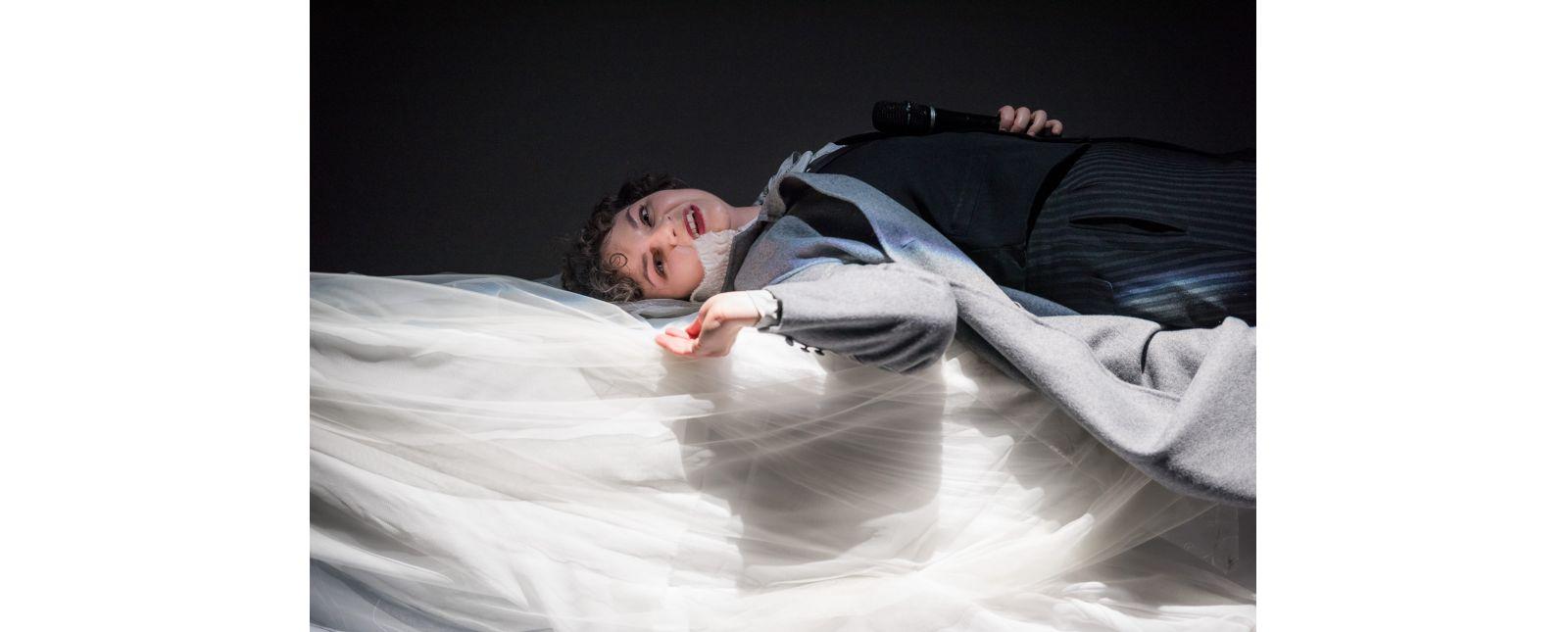 Dracula // Gesa Bering // 2020 // Foto: Marc Doradzillo