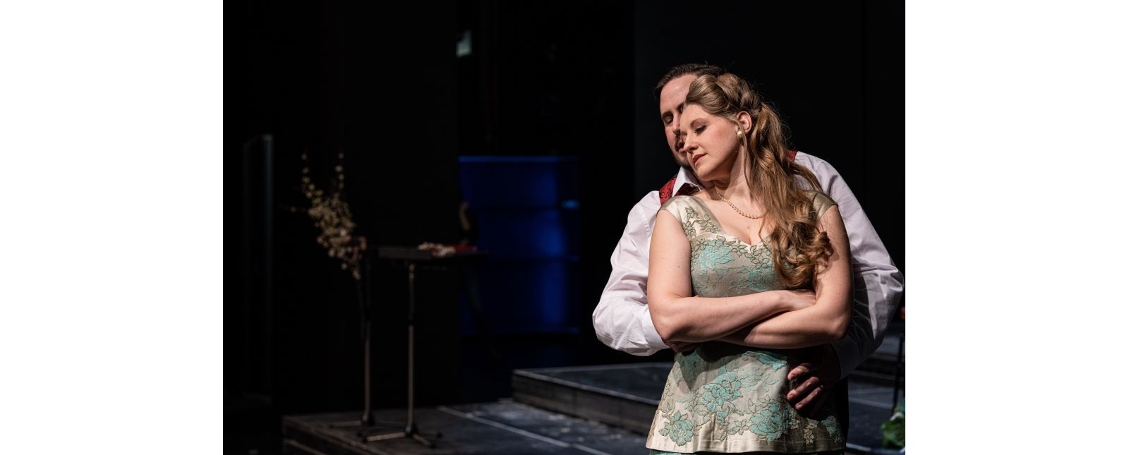 Kosmos Korngold // Jeff Gwaltney / Arminia Friebe // 2020 // Britt Schilling