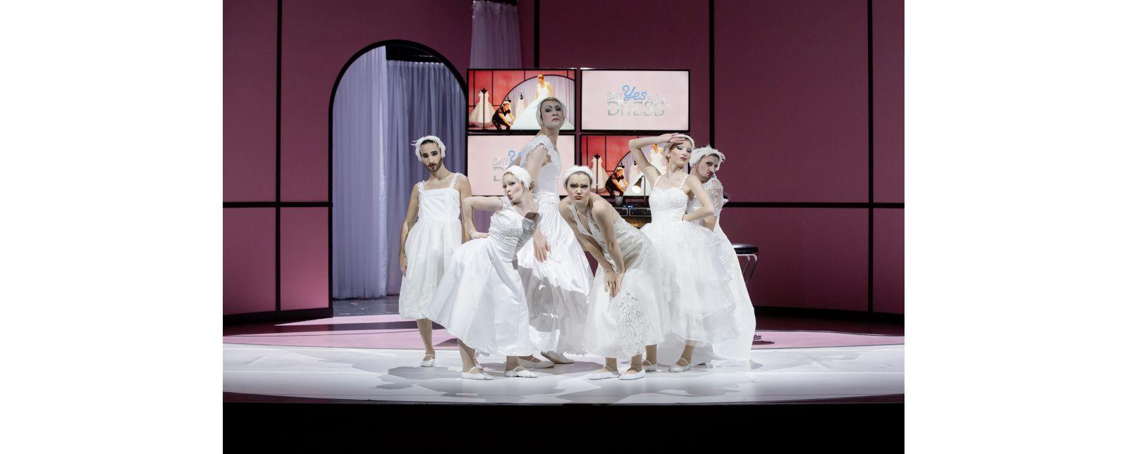 Die Hochzeit des Figaro // Statisterie // 2020 // Rainer Muranyi
