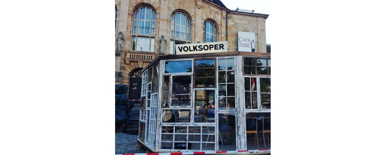 Volksoper // Pavillon // by Proxy // 2018