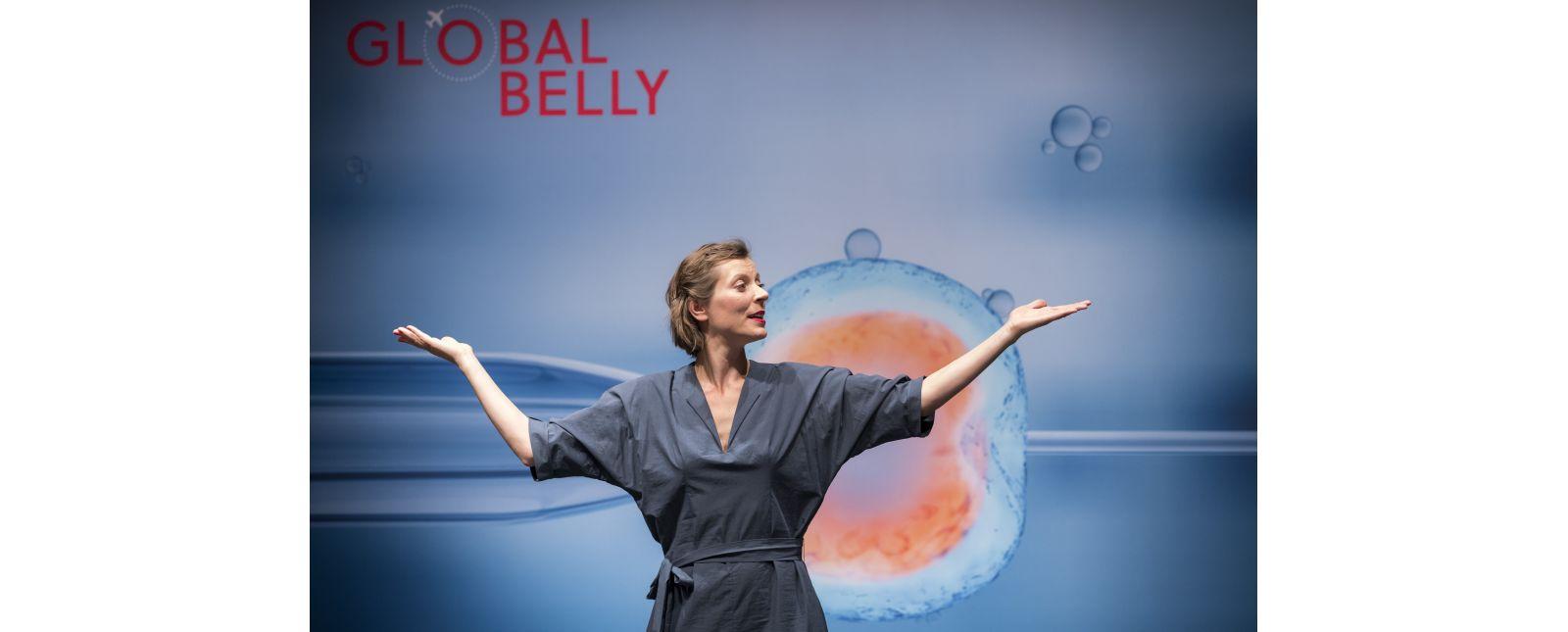 GLOBAL BELLY // Stefanie Mrachacz // 2020 // Marc Doradzillo