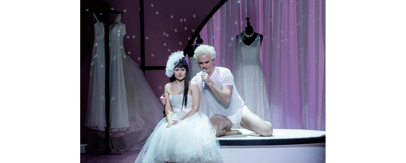 Die Hochzeit des Figaro // Katharina Ruckgaber / Michael Borth // 2020 // Rainer Muranyi