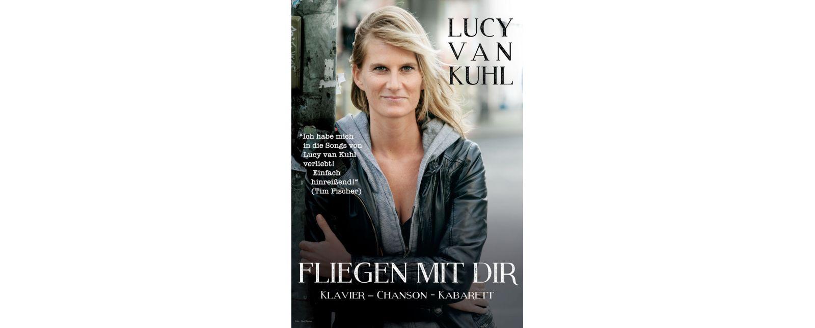 Lucy van Kuhl //  Paul Zimmer // 2018