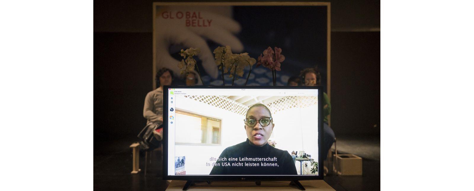 GLOBAL BELLY // Crystal Travis // 2020 // Marc Doradzillo