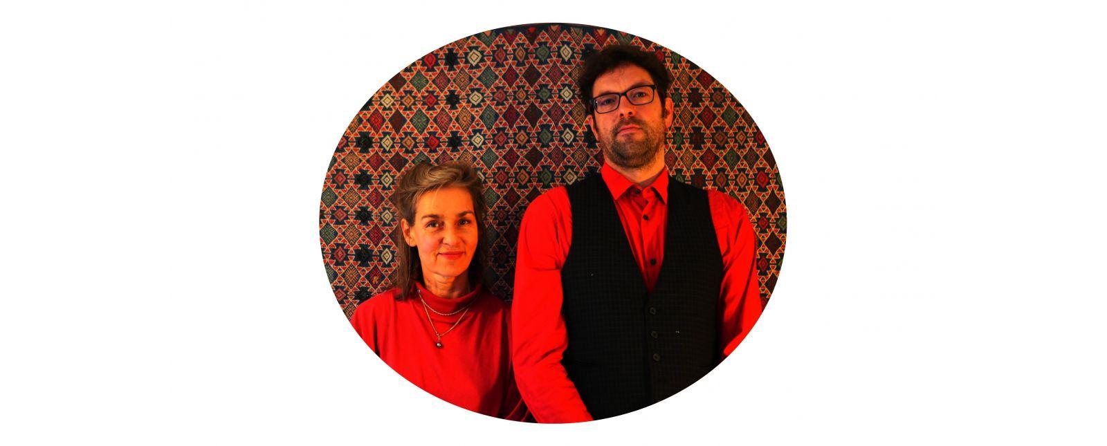 Dorothea Gädeke  & Konrad Wiemann //  Dorothea handl / 2018