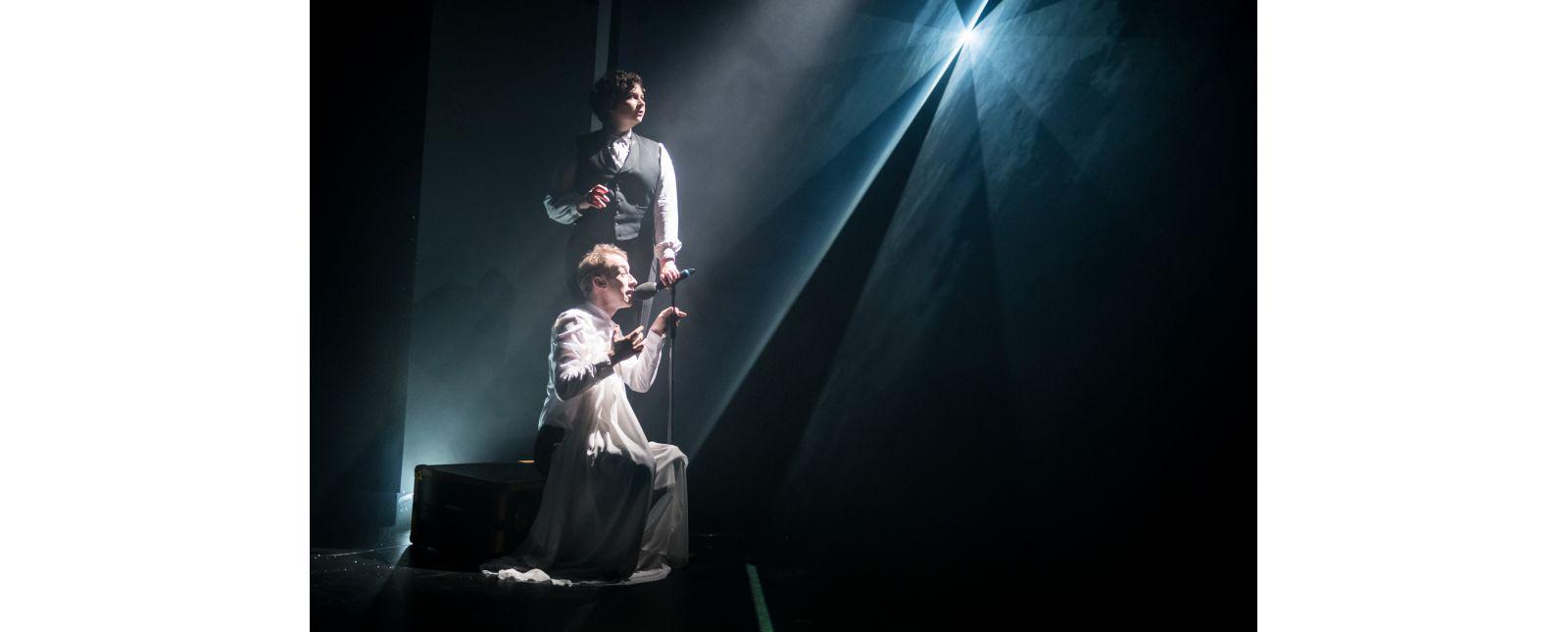 Dracula // Gesa Bering / Jan Paul Werge // 2020 // Foto: Marc Doradzillo