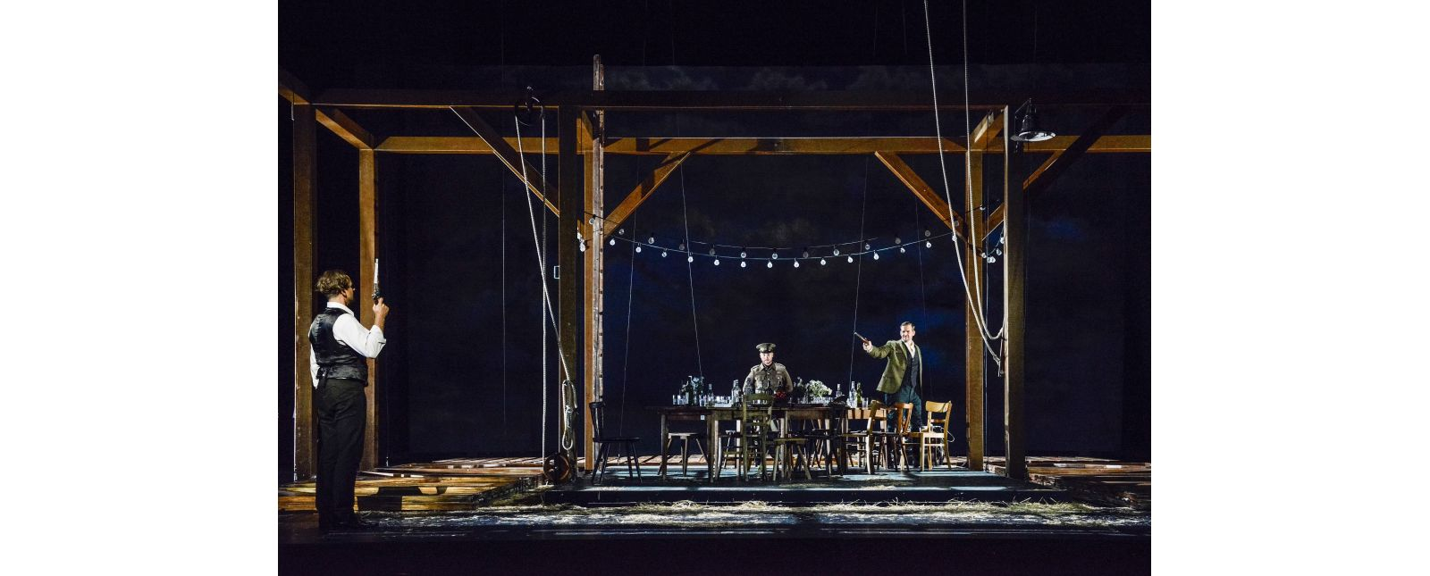 Eugen Onegin // Michael Borth // John Carpenter // Joshua Kohl // 2018 // Tanja Dorendorf // T+T Fotografie