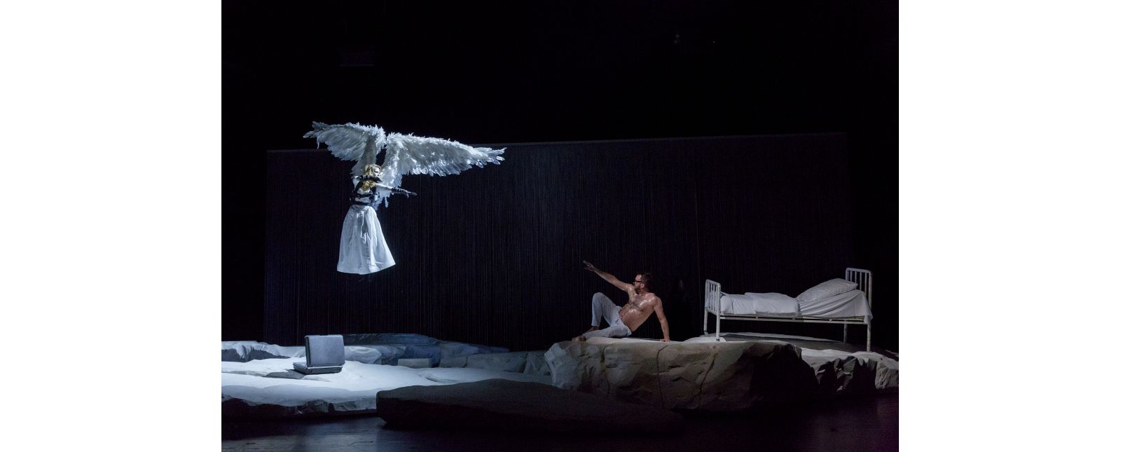 Angels in America // Angela Falkenhan, Robin Adams // Rainer Muranyi // 2018