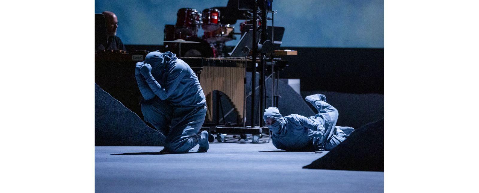 ICH BIN DER WELT ABHANDEN GEKOMMEN // Maria Pires / Graham Smith / Mitglieder des Philharmonischen Orchesters Freiburg // 2020 // Rainer Muranyi