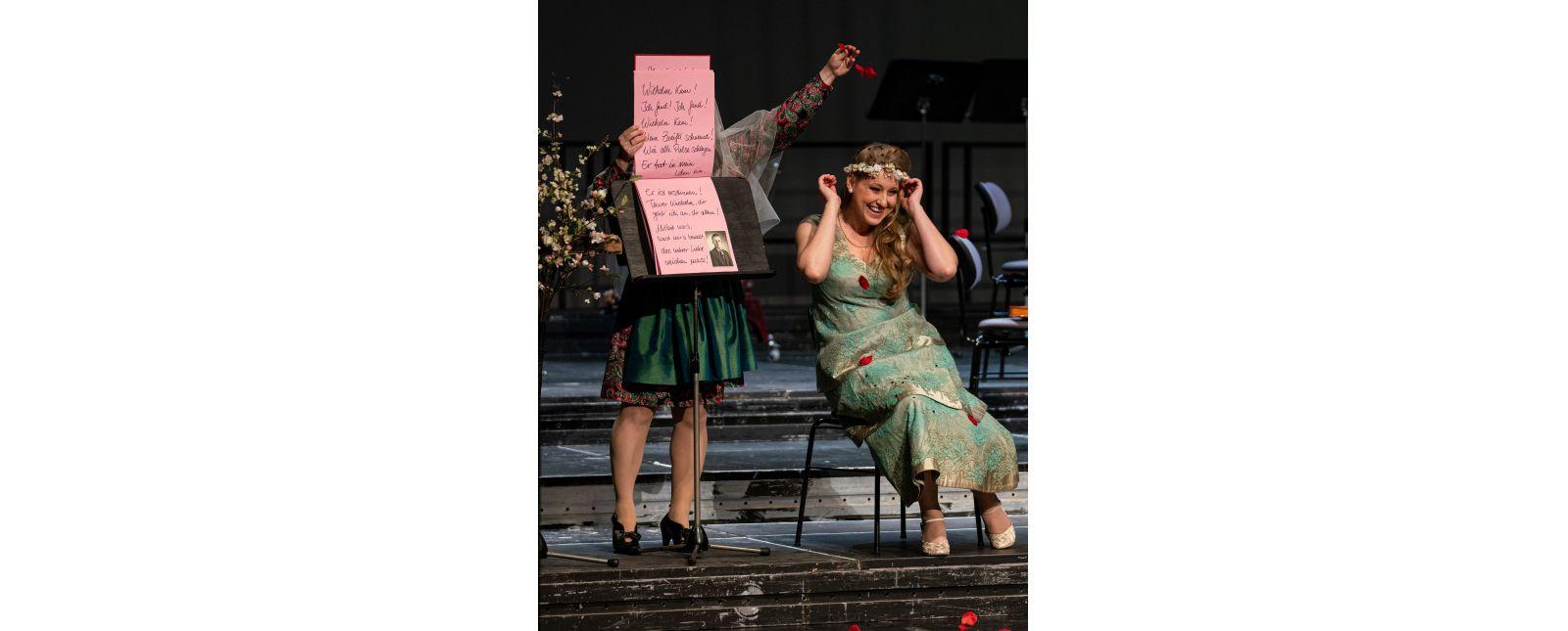 Kosmos Korngold // Irina Jae-Eun Park / Arminia Friebe // 2020 // Britt Schilling