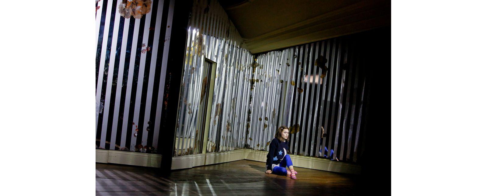 Coraline // Samantha Gaul // 2018 // Birgit Hupfeld