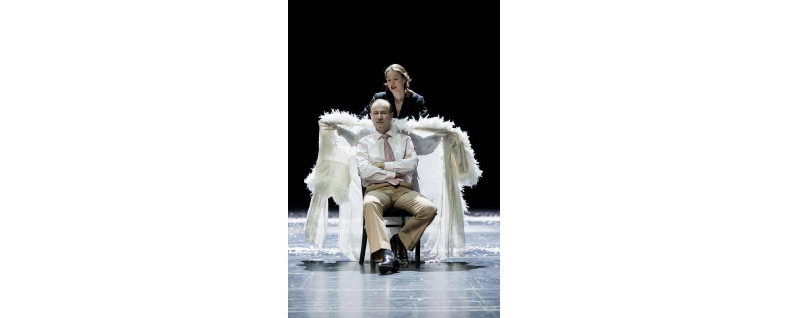 Angels in America // Andreas Jankowitsch, Inga Schäfer // Rainer Muranyi // 2018