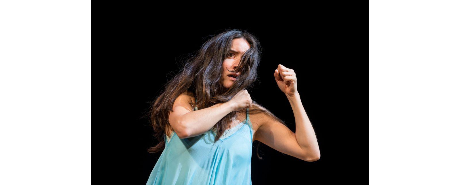 Das Nibelungenlied // Lauara Angelina Palacios //  2018 //  Foto: Marc Doradzillo