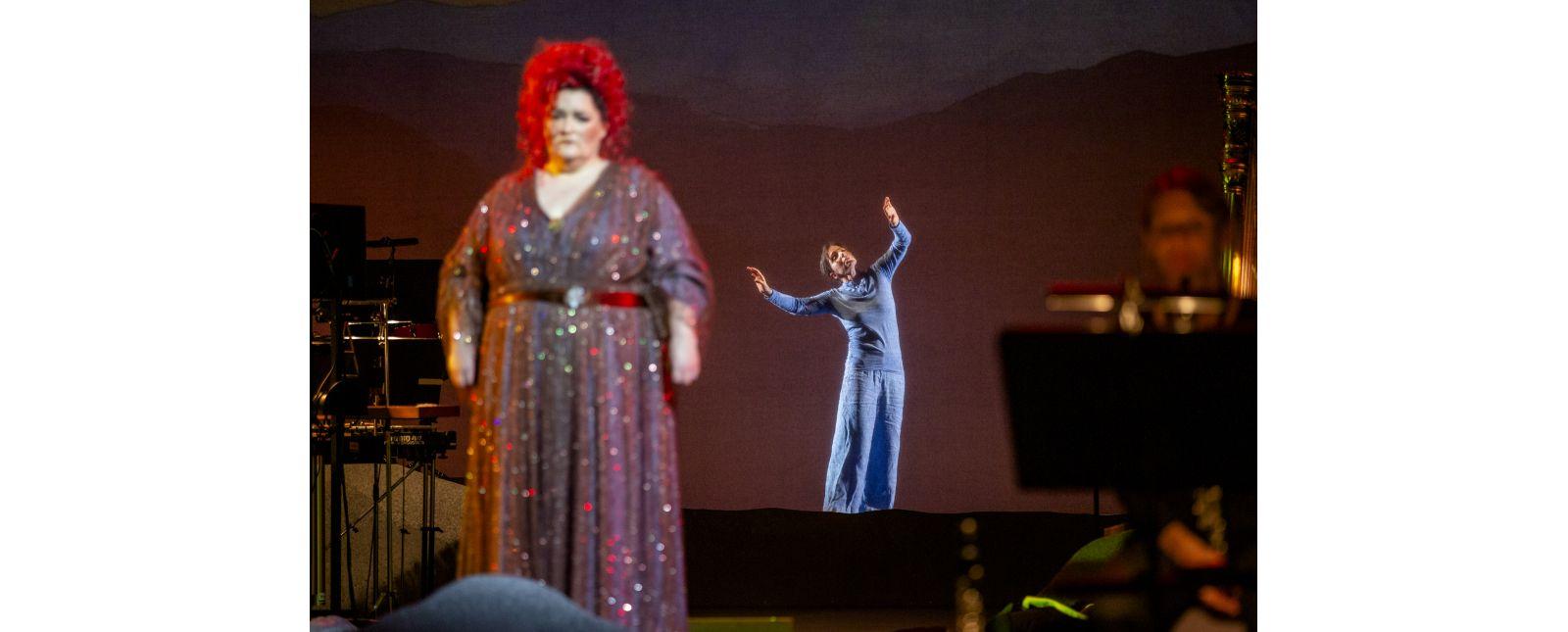 ICH BIN DER WELT ABHANDEN GEKOMMEN // Anja Jung / Maria Pires / Mitglieder des Philharmonischen Orchesters Freiburg // 2020 // Rainer Muranyi