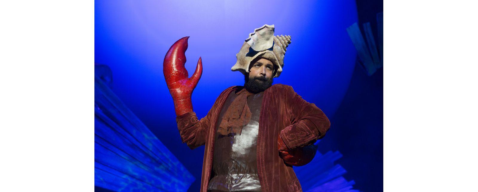 Die kleine Meerjungfrau // Lou Elias Bihler // 2018 // Rainer Muranyi