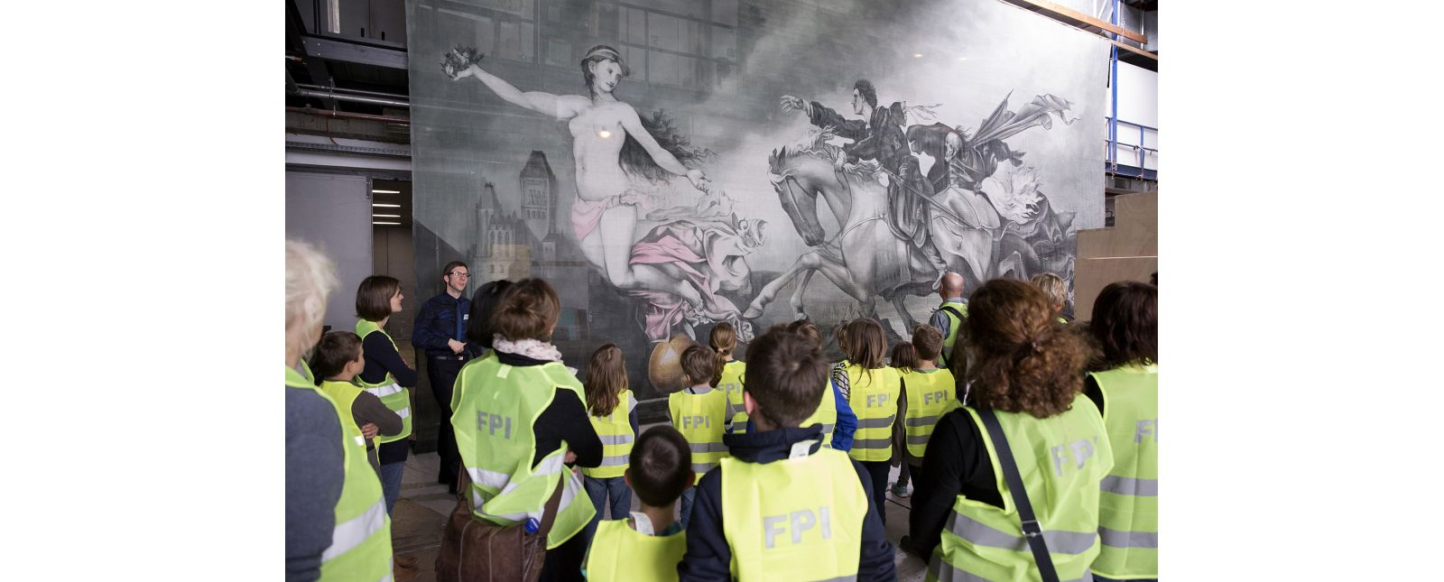 Geisterjagd durchs Theater // Michael Kaiser // 2015 // Rainer Muranyi