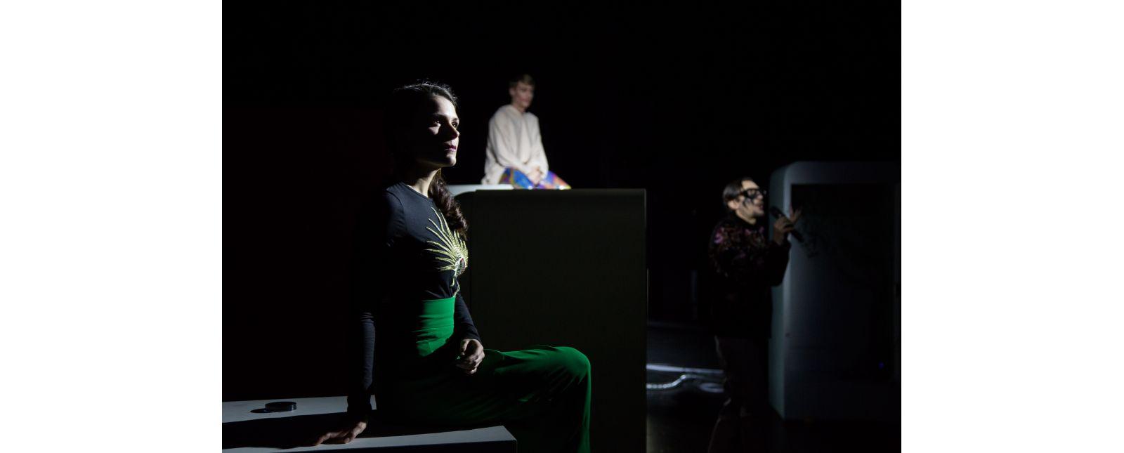 Der goldne Topf // Katharina Ruckgaber // Martin Hohner // Victor Calero // 2018 // Laura Nickel