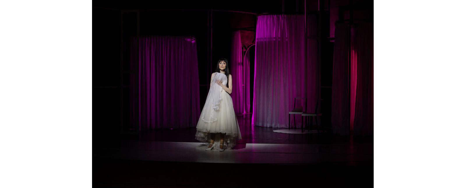 Die Hochzeit des Figaro // Samantha Gaul // 2020 // Rainer Muranyi